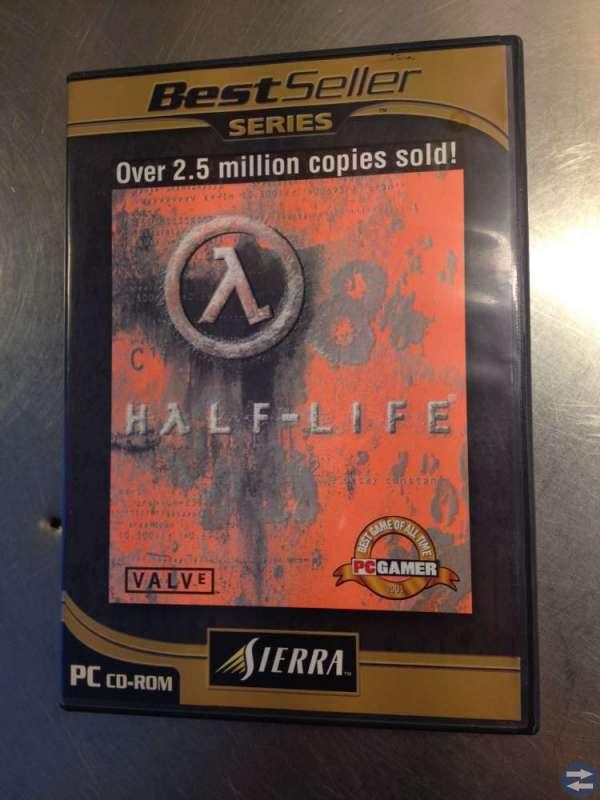 Half Life till PC