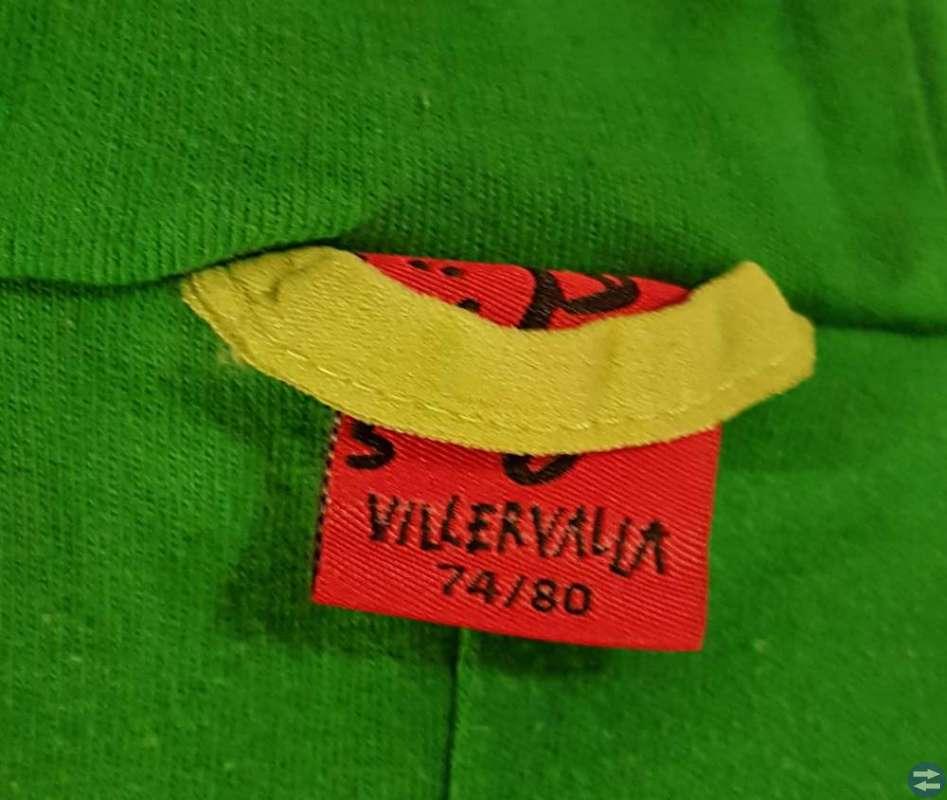 VILLERVALLA VÅR OVERALL, STR. 74/80