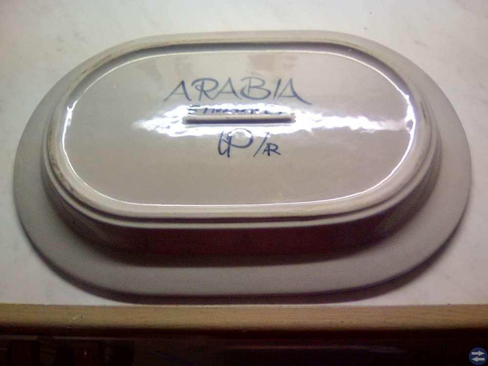 Arabia fat