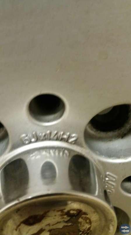 Aluminium felger