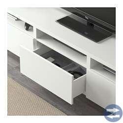 Tv bänk Bestå från Ikea