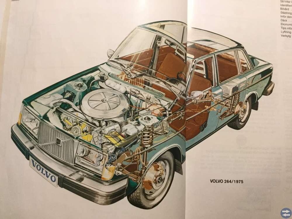 Gör det själv handbok Volvo 240/260 1975-80