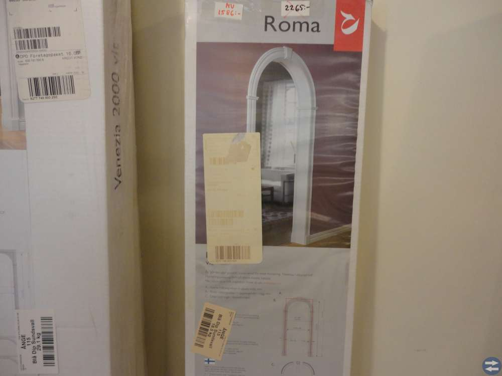 Valv Lundbergs Roma 900