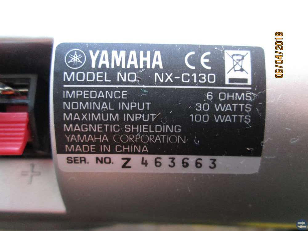 Hemmabio,Yamaha SW P130