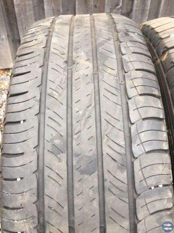 Michelin 215/60R17 sommardäck
