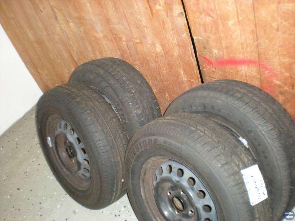 Behöver Du nya däck? 13 tums däck 175 x 17