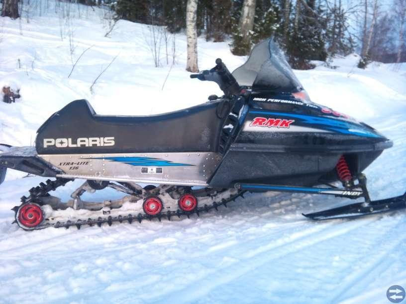 Polaris RMK  500 -00