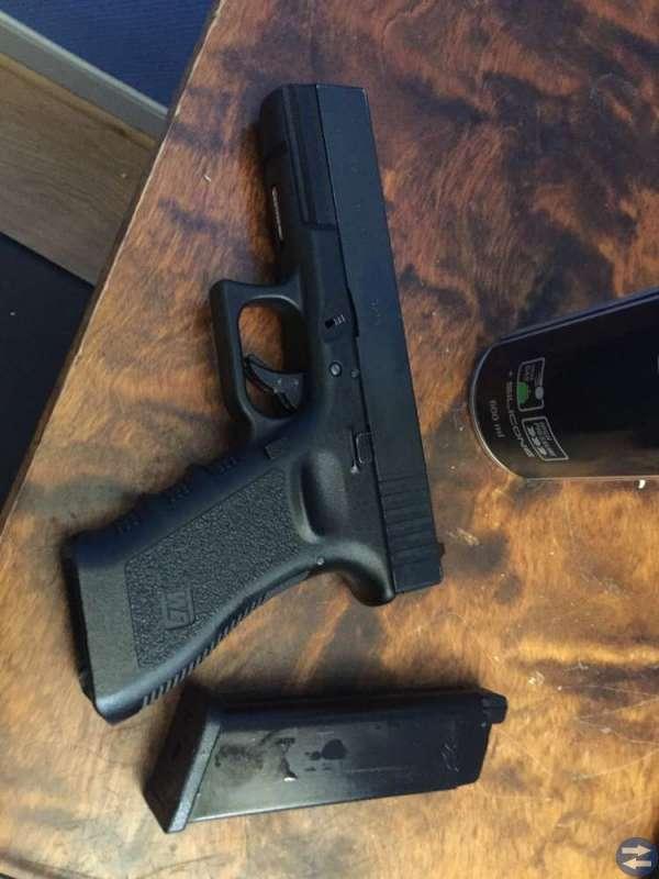 Airsoft Glock 17