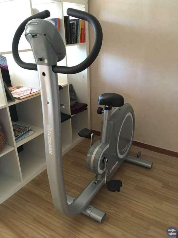 Tränings cykel och crosstrainer