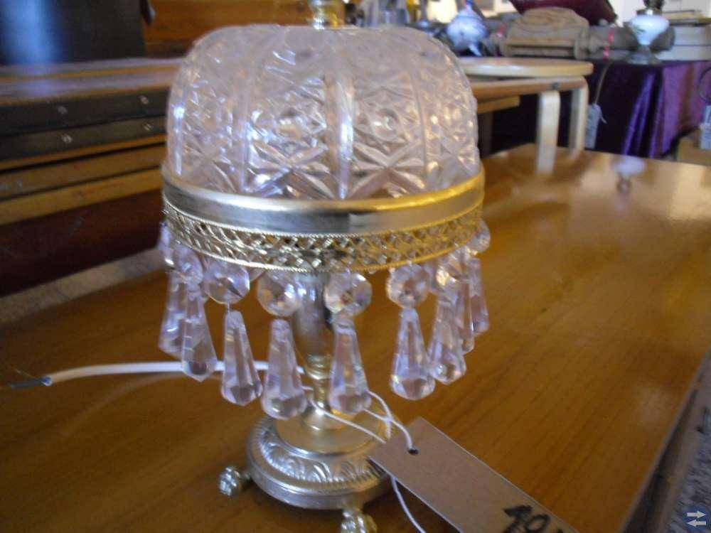 Liten söt prisme-lampe
