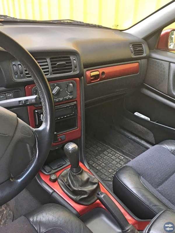 Volvo V70 GLT + reservdelsbilar