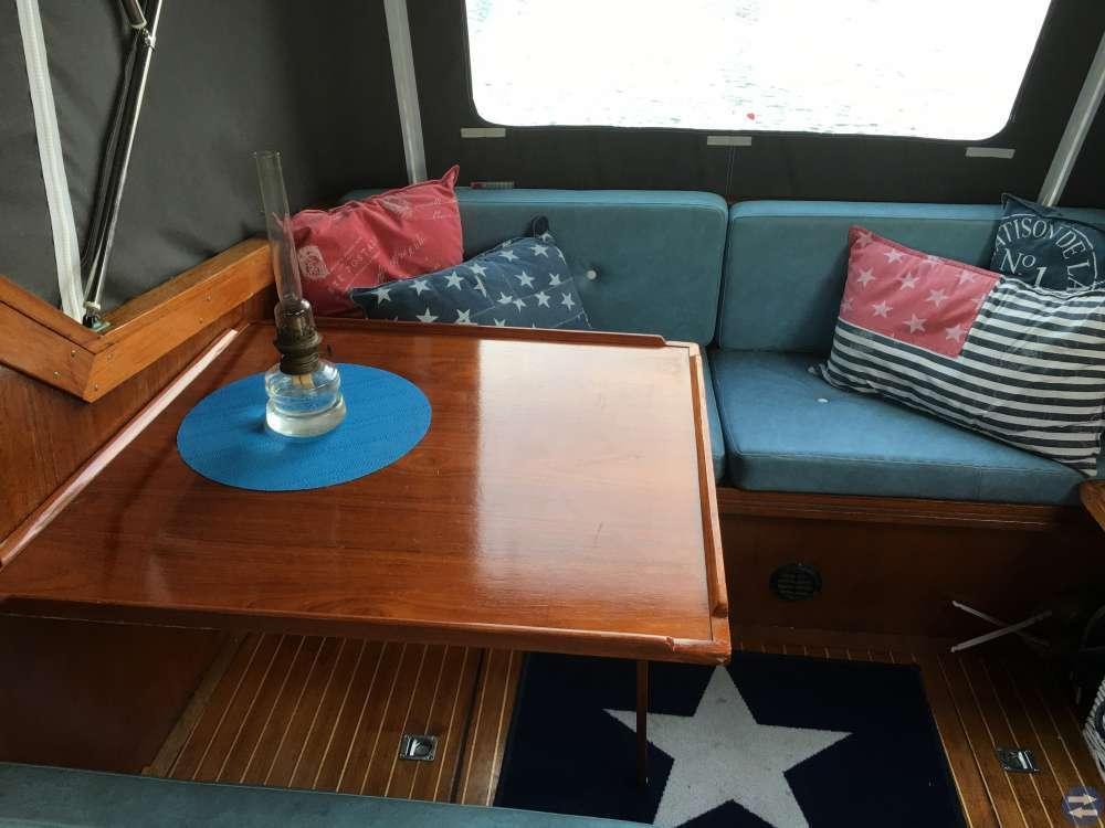 Fjordskär 26 Cabin båt