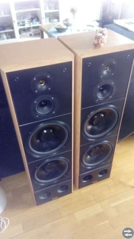 Stora högtalare