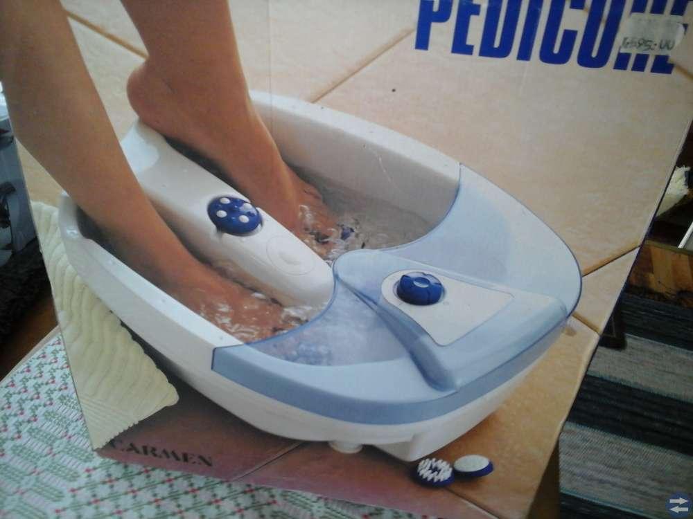 Fotmassage Pedikyr