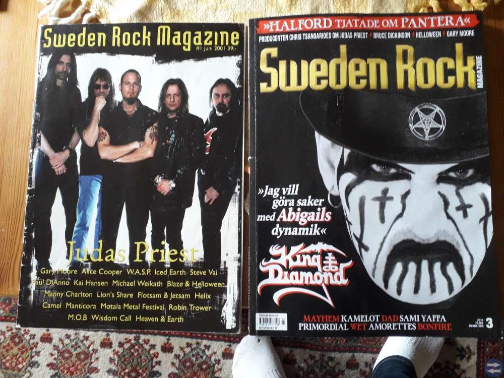 160 st Sweden Rock magazine