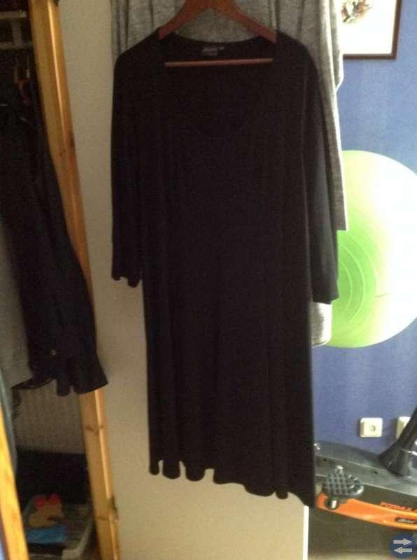 Svart klänning XXL