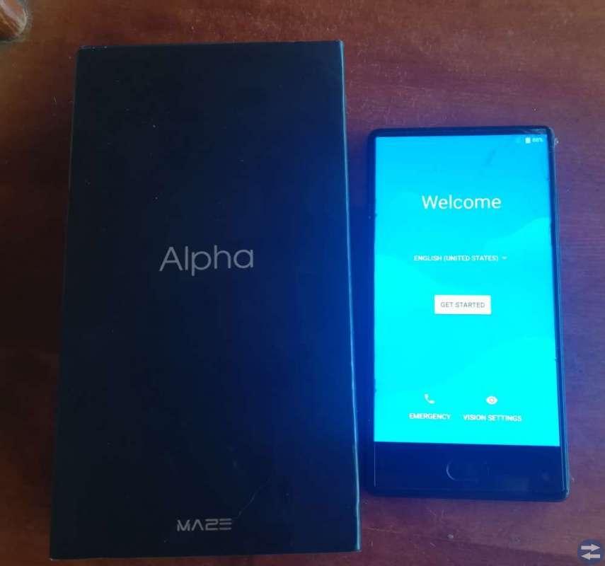 Alpha Maze 64Gb