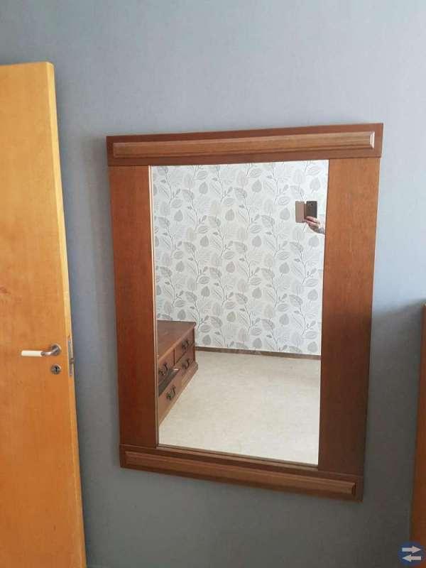 Soffa (Mio) retrofotöljer TV-bänk byrå & spegel