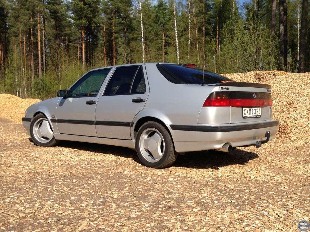 """Köpes Saab Aero fälgar Saab 9000 16"""""""