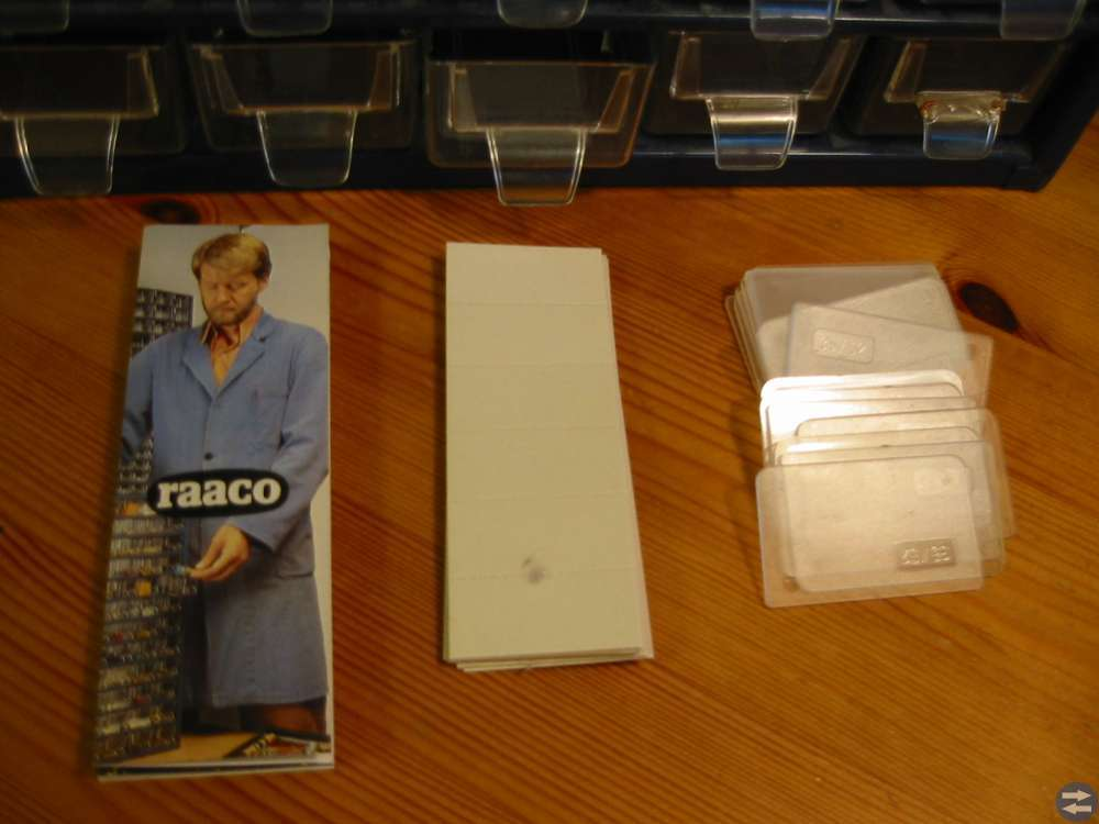 RAACO sortimentskåp