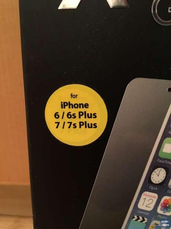 Skärmskydd av glas till iPhone