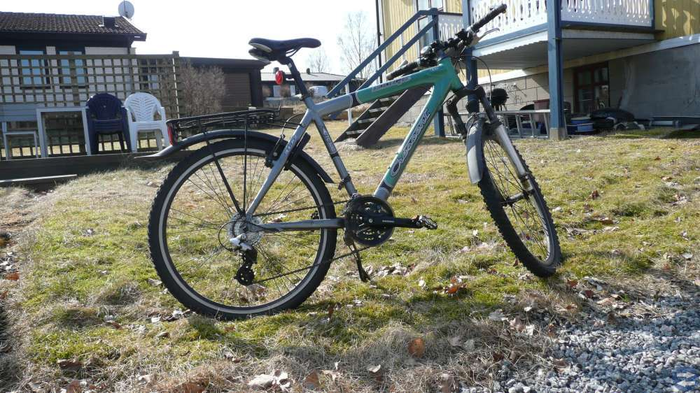 Mountinbike Cresent