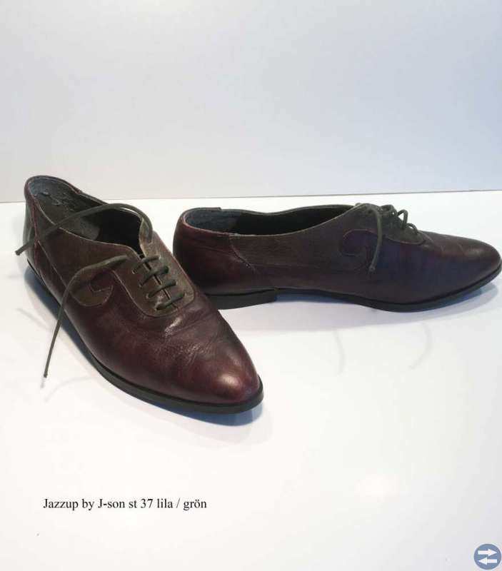Obetydligt använda skor och stövlar