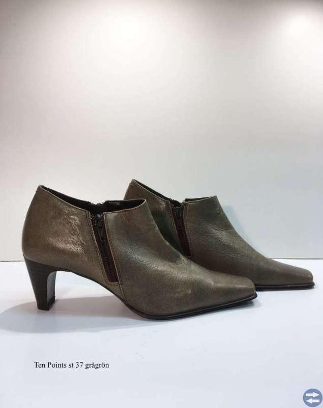 Obetydligt använda skor och kängor