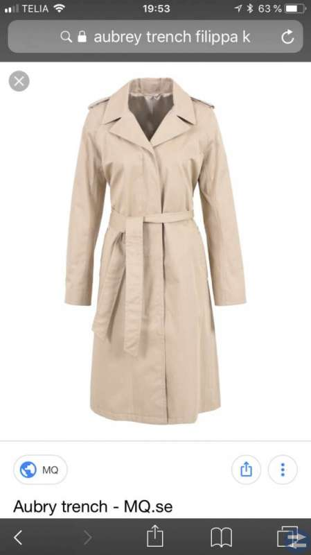 Filippa K trenchcoat