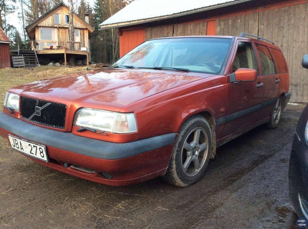 Volvo 855GLT 170hk