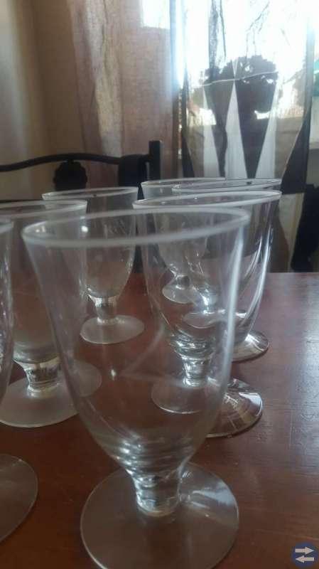 Fin glas