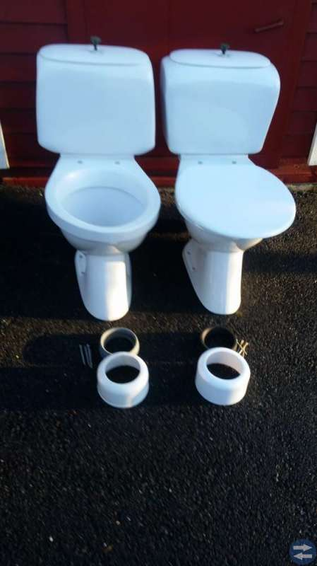 Toalettstolar