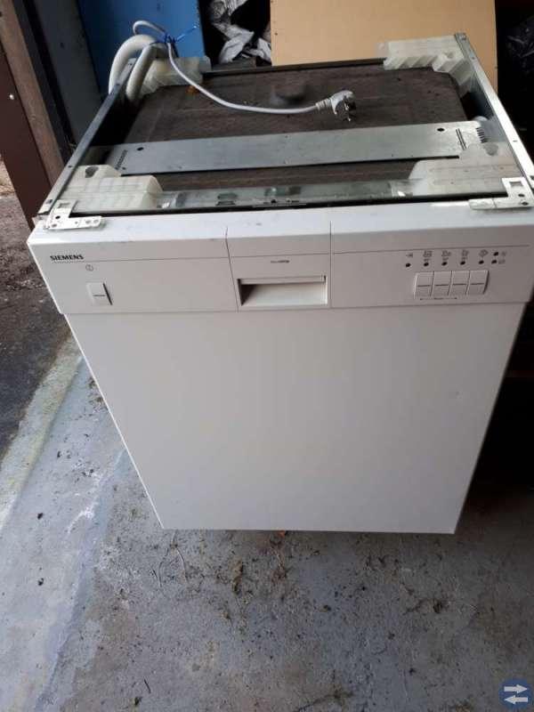 Siemens Diskmaskin 2012