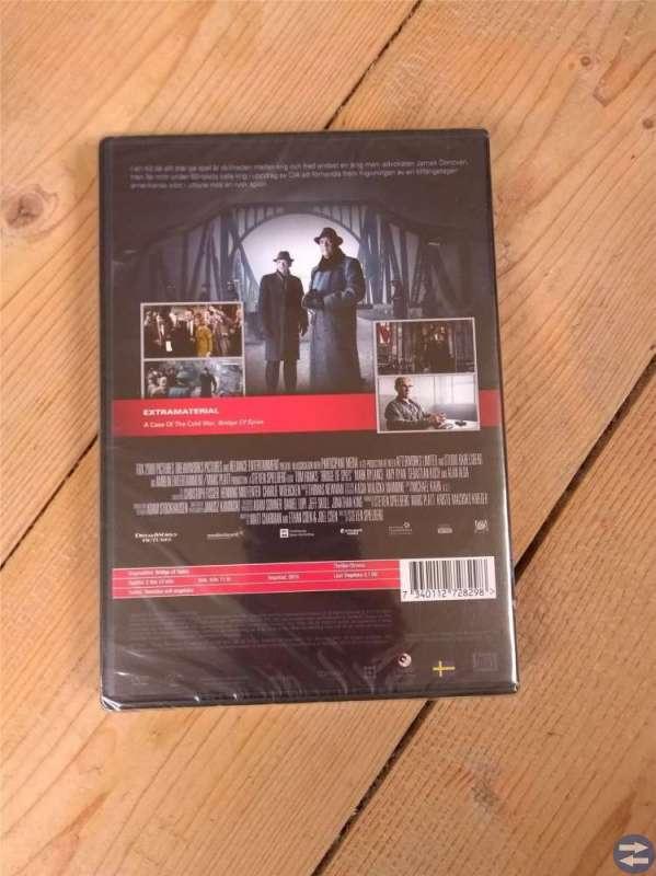 Dvd Spionernas Bro - Tom Hanks