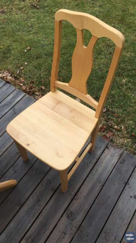 Matsalsbord+stolar