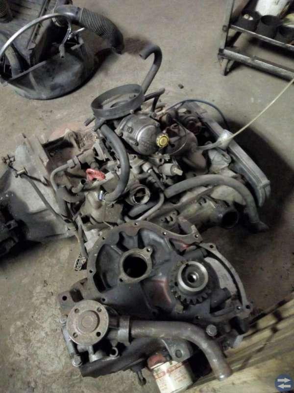 Volvo 230 motor