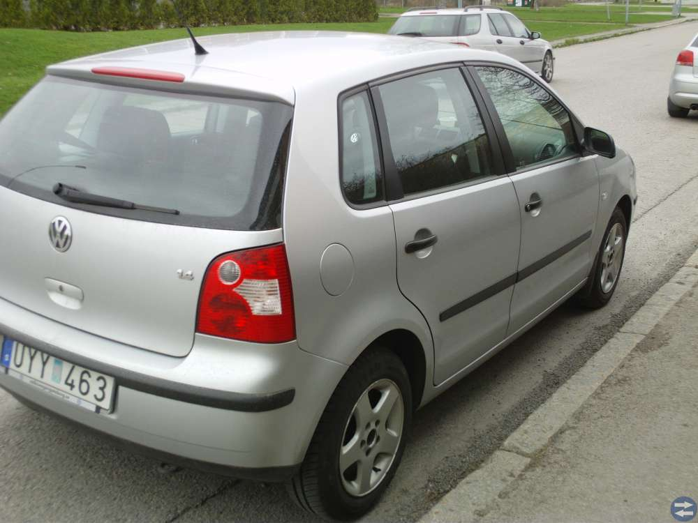 Wolkswagen Polo 1,4 2004