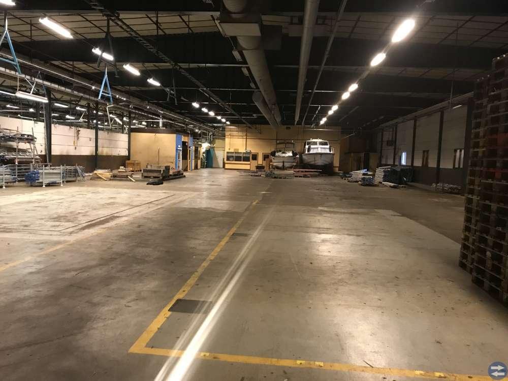 Industrilokaler 250-5000m2 / centralt i Åmål