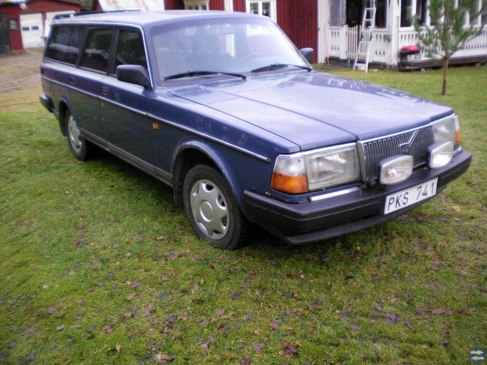 Volvo 245 -93