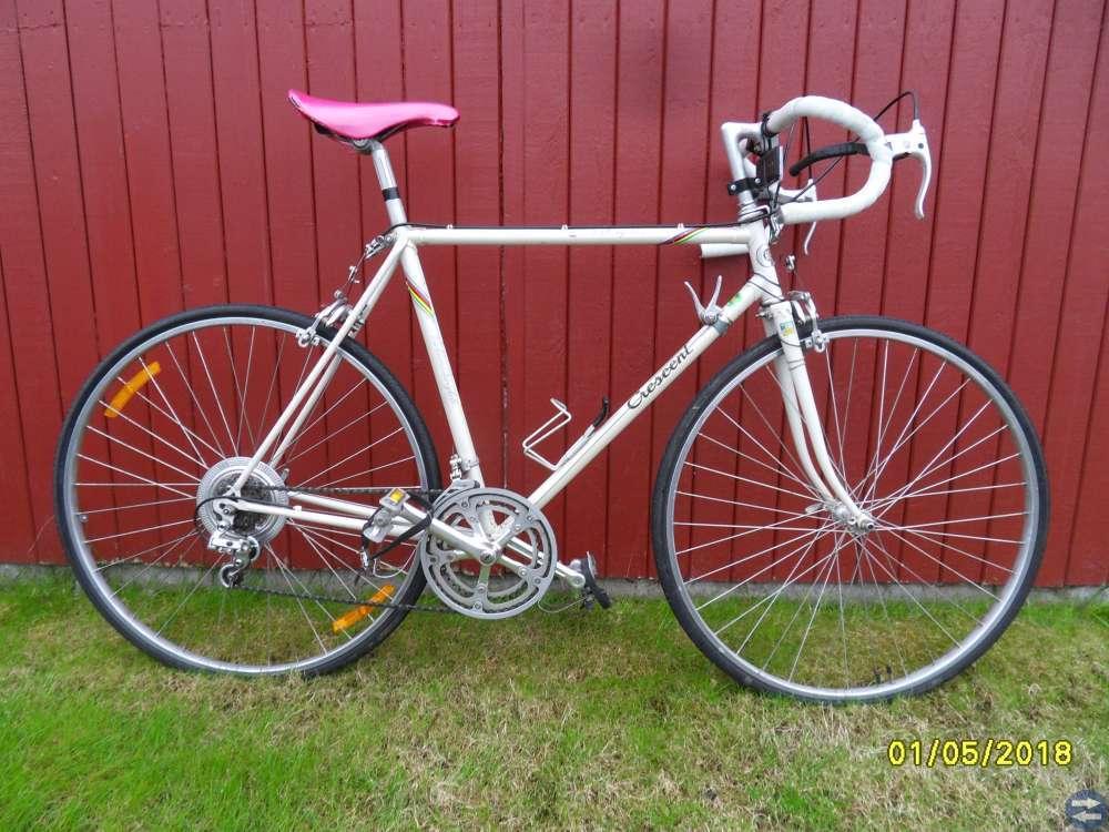Cresent 12 växlad cykel