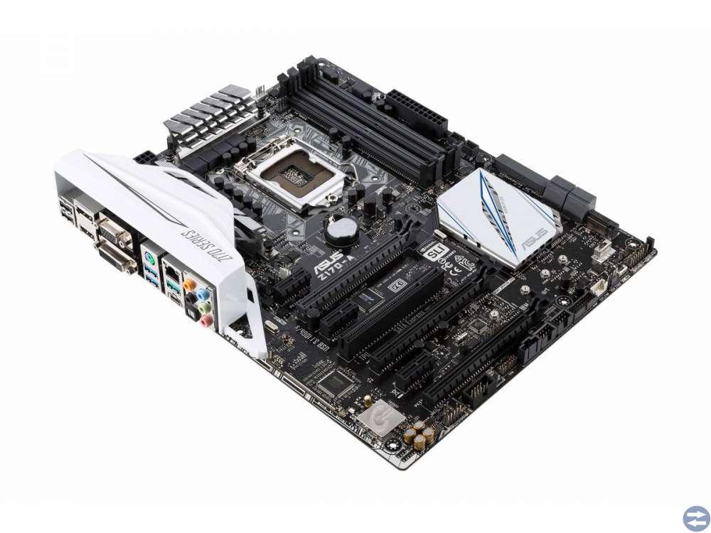 Asus Z170-A Moderkort (Intel 1151) Snabb Affär!