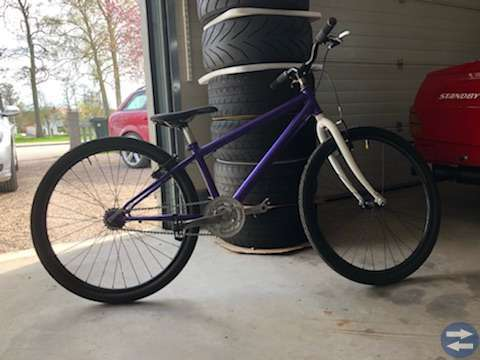 Cykel / Dirtbike