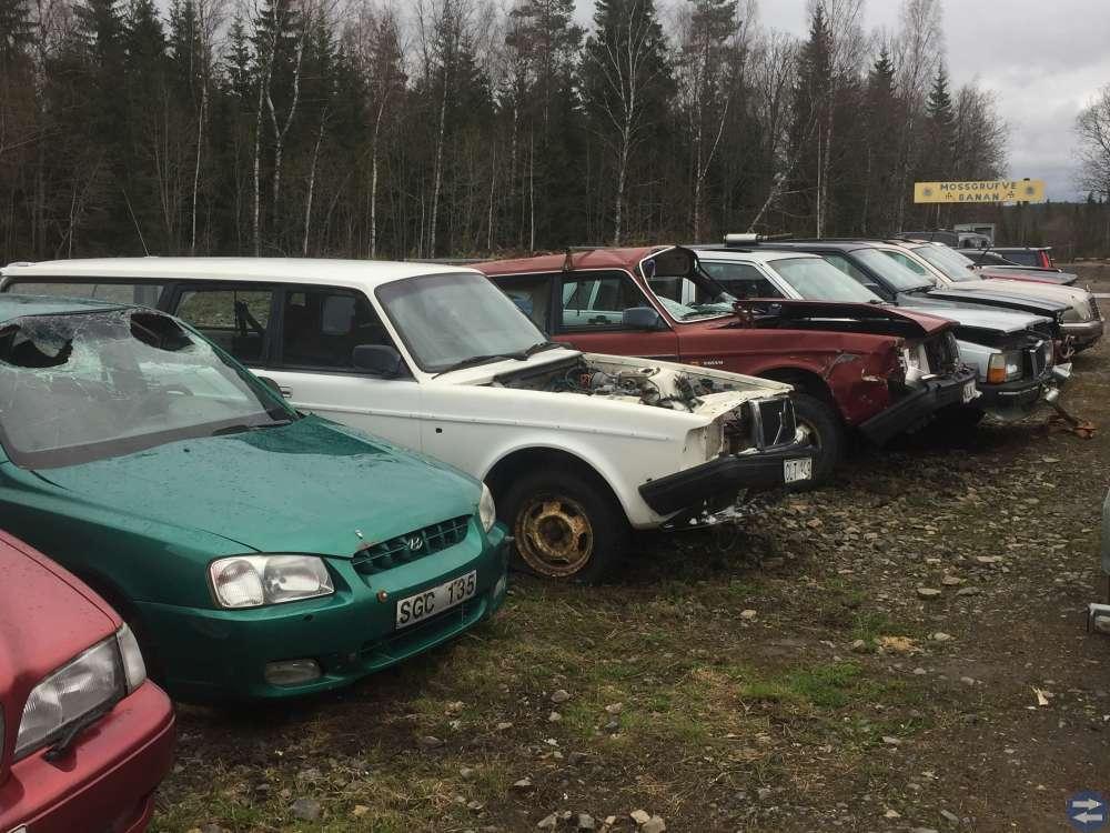 Volvo med flera
