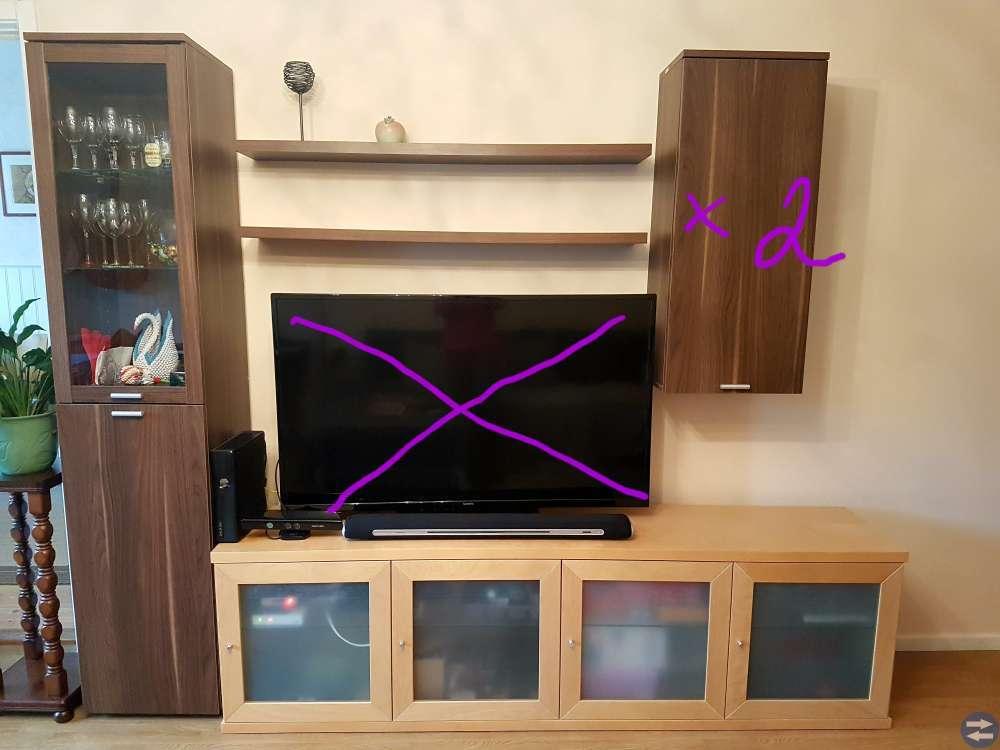 TV möbler