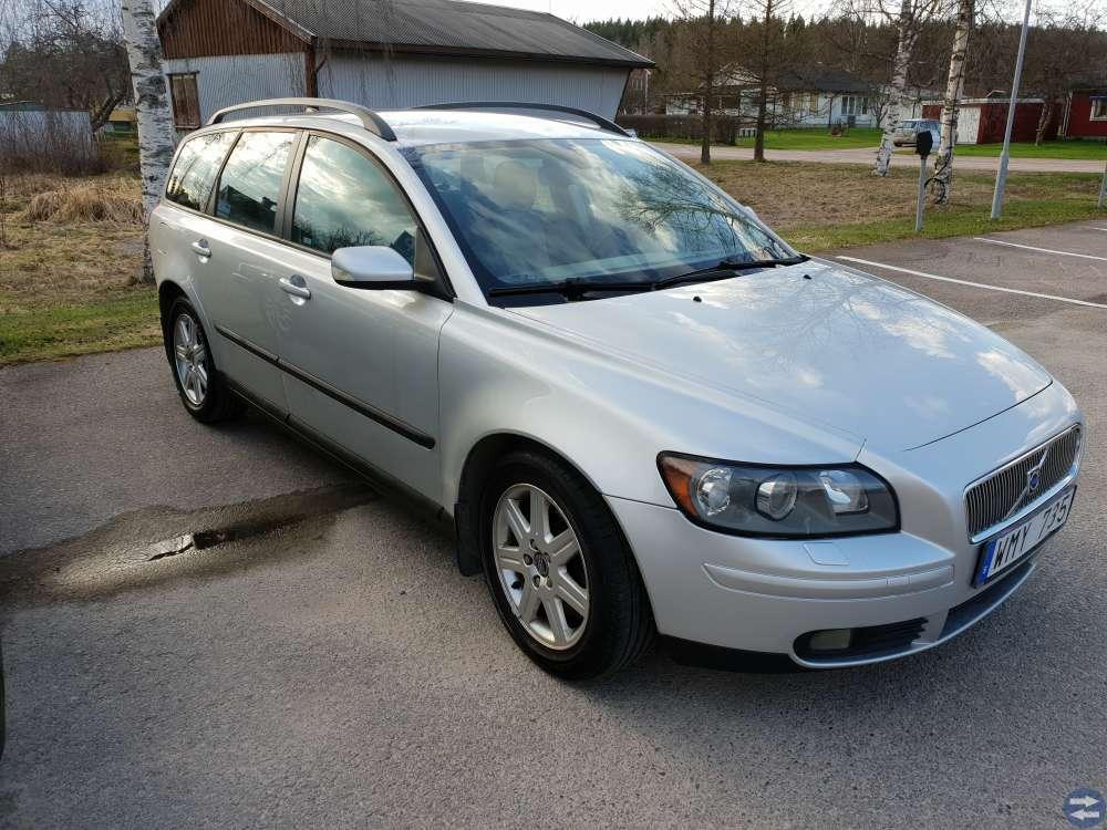 Volvo v50 2.4l