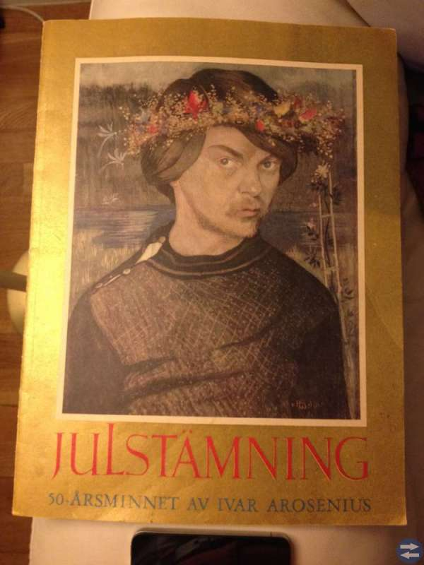 Kung Gustaf och hans folk, Julstämning Ivar Arosen