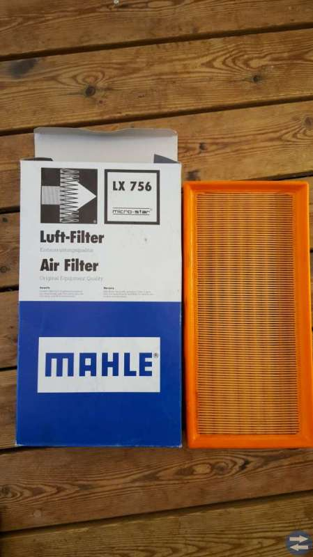 Lift filter