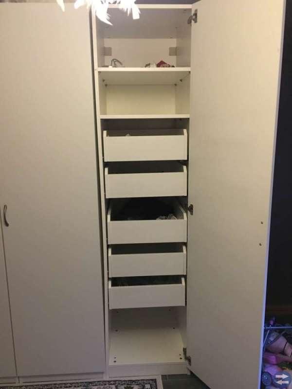 Pax garderob