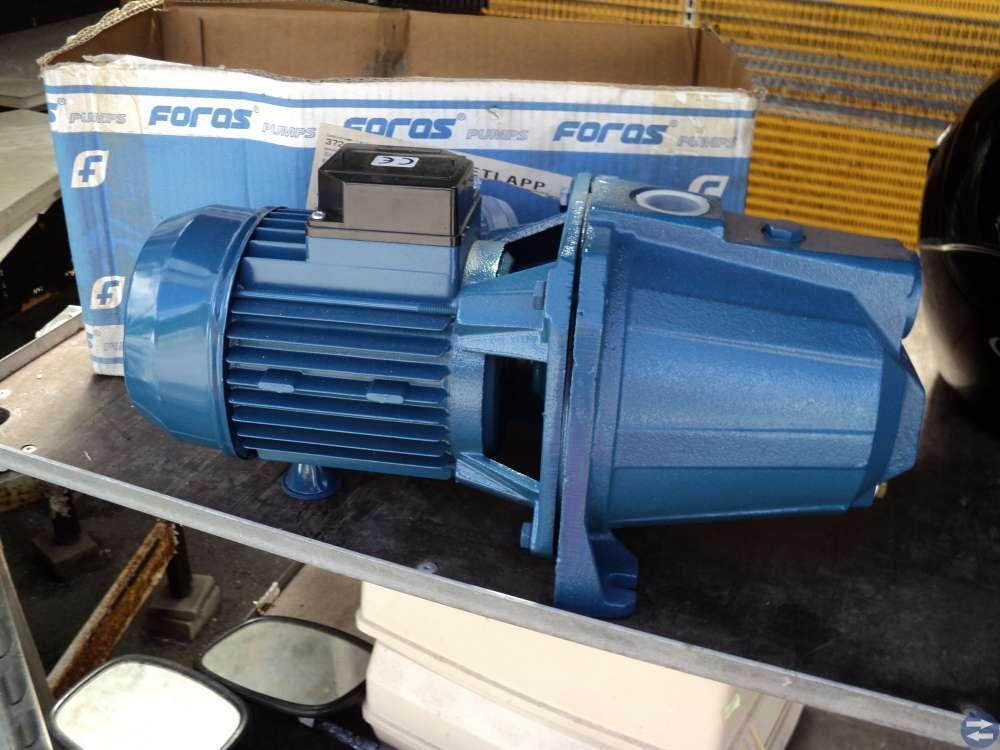 Hydrofor pump, Vinkyl, Mässings skylt,Griffeltavla