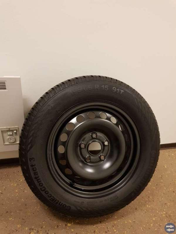 Continental däck 195/65 R15